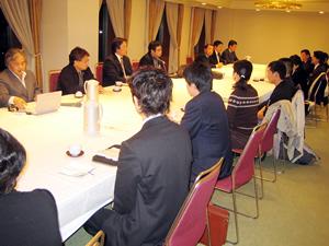 旭川障害者スポーツ支援会アイススレッジホッケー日本代表合宿実行委員会