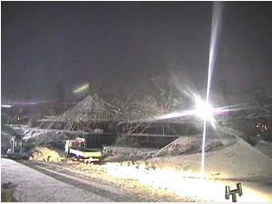 雪あかりライブカメラ