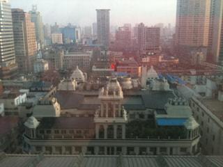 中国5日目 上海ラマダホテルより